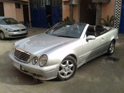 usata Mercedes CLK200 Kompressor Cabrio Elegance