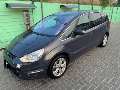usata Ford S-MAX 2.0 TDCi 163CV Titanium Bs.