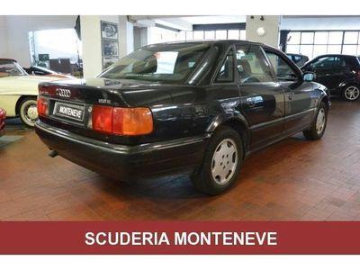usata Audi 100 2.8 E V6-ASI-TAGLIANDA OGNI ANNO-UNIPRO