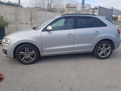 gebraucht Audi Q3 s line quatto tetto full