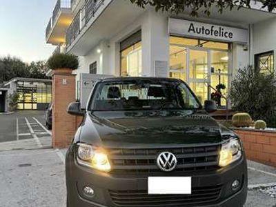 usata VW Amarok Amarok2.0 TDI 140 CV 4Motion Permanente Trendline