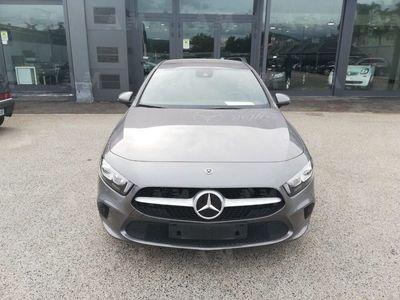 usata Mercedes 180 Classe A SedanAutomatic 4p. Sport del 2019 usata a Caserta