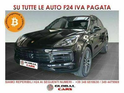 "usata Porsche Cayenne 3.0 V6 E-Hybrid/Panor/21""/ACC/Crono/Matrix"