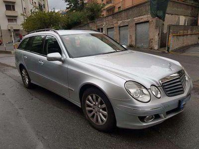 usata Mercedes E220 CDI cat S.W. EVO Elegance