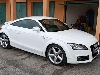 usata Audi TT Coupé 2.0 TDI quattro Advanced plus