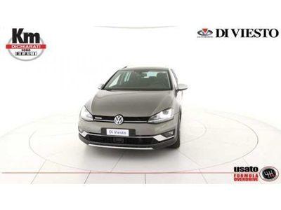 usata VW Golf Alltrack 7ª serie Variant 2.0 TDI 184CV DSG 4MOTION Exec. BMT