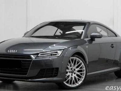 usata Audi TT Coupé 2.0 TDI ultra Roma