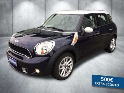 usata Mini Cooper D Countryman COUNTRYMAN 2.0 Business auto E6