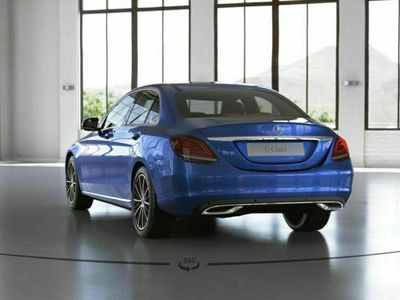 usata Mercedes C220 Classed 4Matic Auto Sport Plus