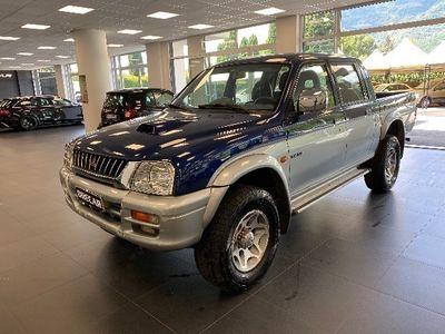 usata Mitsubishi L200 2.5 TDI 4WD Double Cab Pick-up GLS 140.000 KILOMET