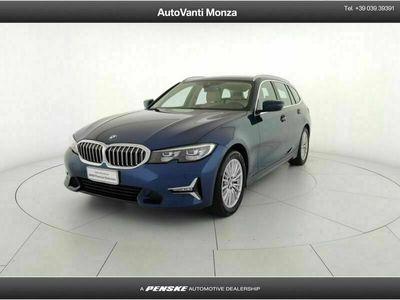 usata BMW 320 Serie 3 Touring (G20/21/80) d Touring Luxury