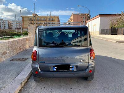 brugt Fiat Multipla 1.6 16V bipower cat ELX
