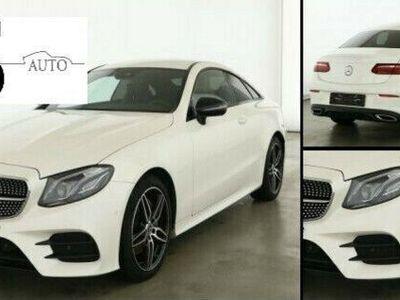 usata Mercedes E220 Coupe' AMG Premium LED Night Camera
