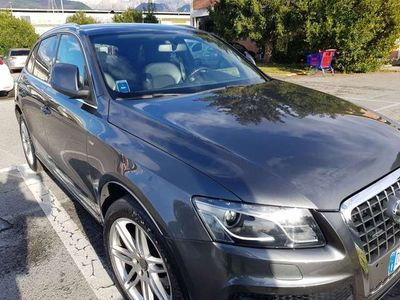"usata Audi Q5 Q53.0 TDI quattro S Line - S tronic - 19"""