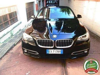 usata BMW 525 Serie 5 (F10/F11) xDrive Touring Luxury