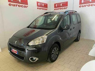 usata Peugeot Partner Tepee 1.6 HDi 112CV Premium