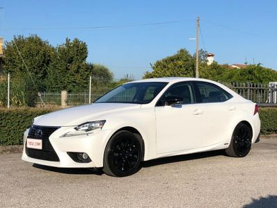 usata Lexus IS300h HYBRID Executive *1 proprietario*