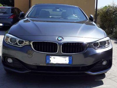 usata BMW 420 Serie 4 Cabrio(F33) Cabrio Sport