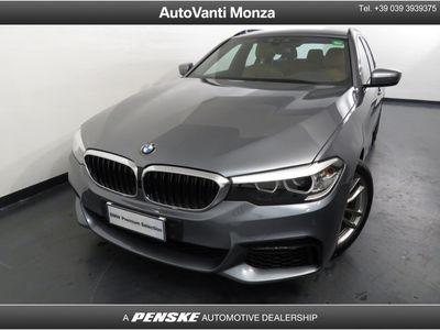 usata BMW 520 d Touring Msport