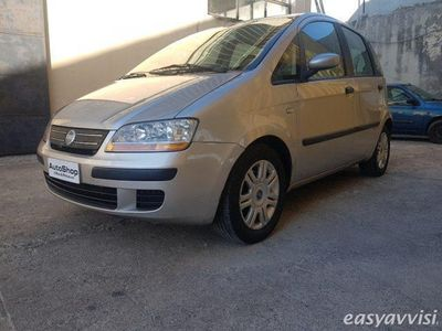 käytetty Fiat Idea 1.9 multijet dynamic diesel