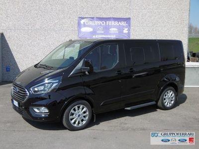 brugt Ford Custom Tourneo310 2.0 TDCi 170cv PowerShift L1H1 Titanium