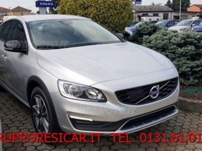 used Volvo S60 CC D3 Geartronic Business P