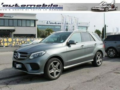 gebraucht Mercedes GLE350 d 4Matic Premium FULL OPTIONALS