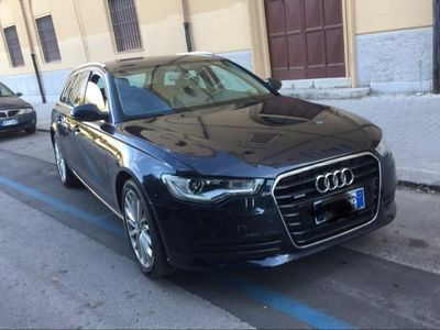 usata Audi A6 Avant 3.0 TDI 245 CV quattro S tronic