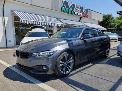 usata BMW 418
