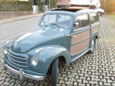 gebraucht Fiat Cinquecento - Anni 50