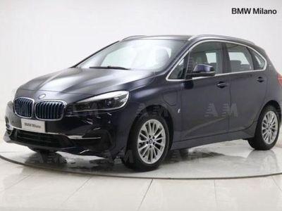 usata BMW 225 Serie 2 Active Tourer xe iPerformance Luxury aut. del 2019 usata a Milano
