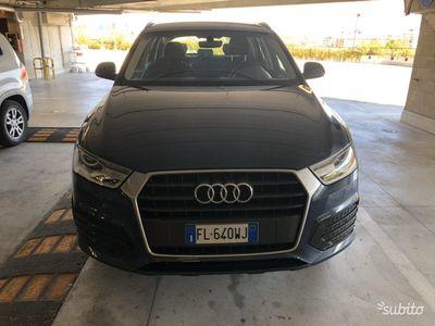 usata Audi Q3 Q3 2.0 TDI 120 CV Sport