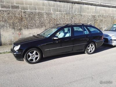 usata Mercedes C200 Classe