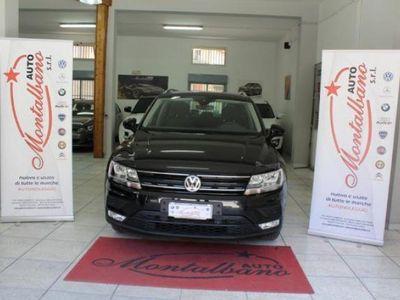 brugt VW Tiguan 2.0 TDI SCR Business BlueMotion Technology