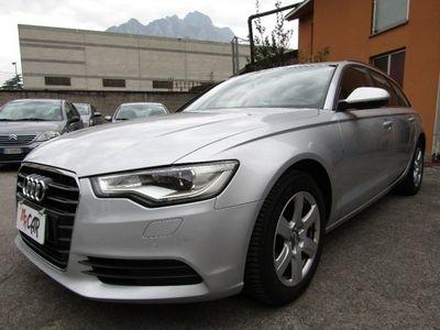 usata Audi A6 Avant 3.0 TDI 204 CV multitronic Business plus