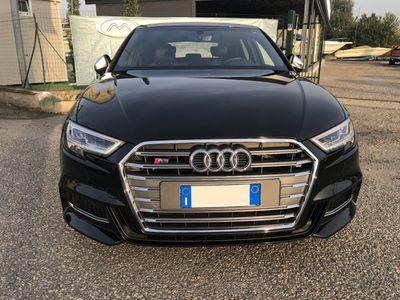 usata Audi S3 2.0 TFSI qUATTRO 315 CV DSG 7 MARCE