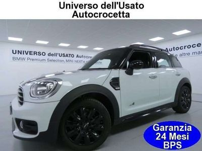 usata Mini Cooper D Countryman 2.0 ALL4 Auto EURO 6