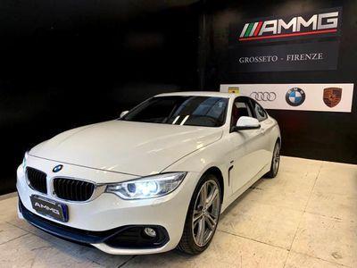 usata BMW 435 Serie 4 Coupé (F32) Coupé Sport (227) *