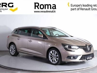 used Renault Mégane SporTour dCi 130 CV Energy Intens del 2017 usata a Roma