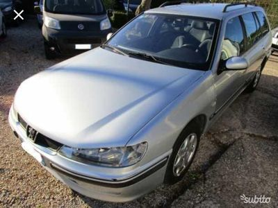 used Peugeot 406 sw