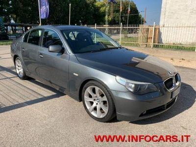 usata BMW 520 Serie 5 (E60/E61) d cat Eletta