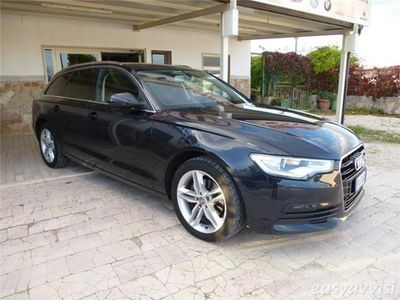 brugt Audi A6 Avant 2.0 TDI 177 CV multitronic Busi