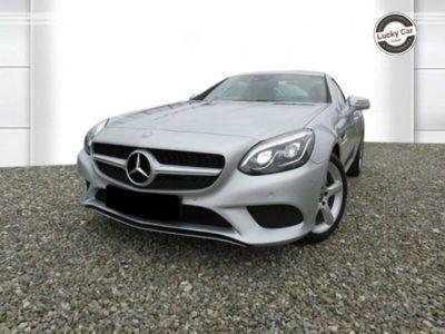 gebraucht Mercedes 200 SLCAMG line *9G-TRONIC*NAVI*PELLE*