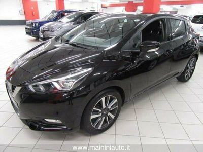 usata Nissan Micra 0.9 IG-T 5p Acenta + Car Play