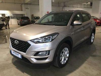usata Hyundai Tucson 2018 Diesel 1.6 crdi Xtech 2wd 115cv
