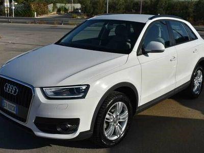 usata Audi Q3 2.0 TDI Advanced Plus Navi, Clima aut. 10/2014