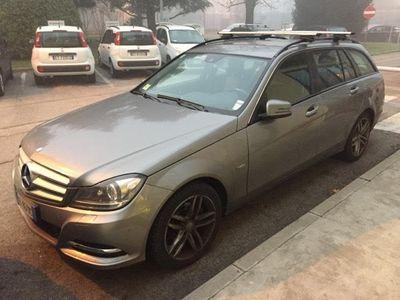 usata Mercedes C220 CDI S.W. BlueEFFICIENCY Executive