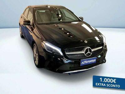 usata Mercedes A180 CLASSE Ad Sport Next auto