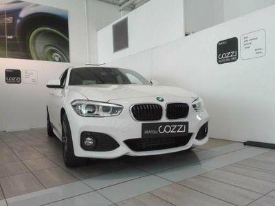 usata BMW 120 Serie 1 (F20) d xDrive 5p. Msport