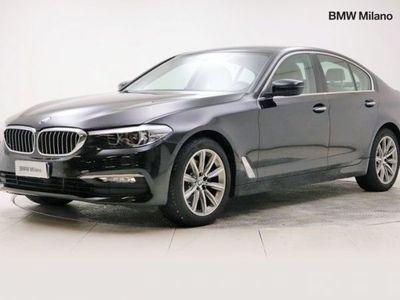 gebraucht BMW 520 d xDrive Business